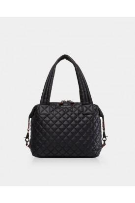 MZ Wallace Oxford Sutton Medium Black 9830108